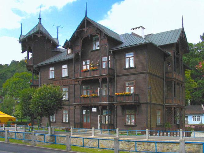 Hotel Witoldówka