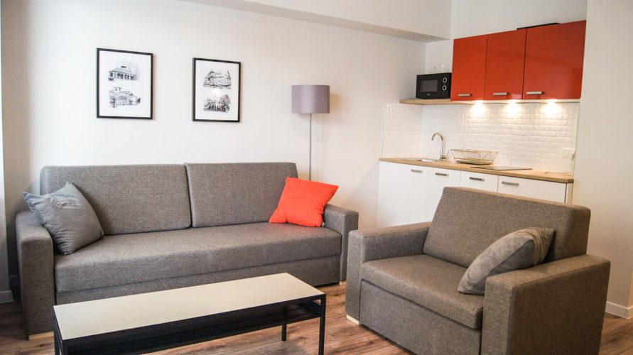 Apartament Topaz 2